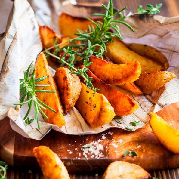 Картофель запеченный в Чайхане Fusion