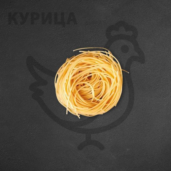 Паста «Бонжорно» (спагетти) в Чайхане Fusion