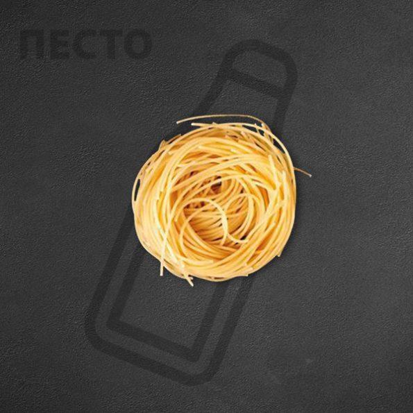 Паста «Песто» (спагетти) в Чайхане Fusion